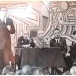 Заседание в честь открытия музея