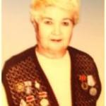 Втюрина Вероника Михайловна - организатор нашего музея, руководитель с 1973 по 2001